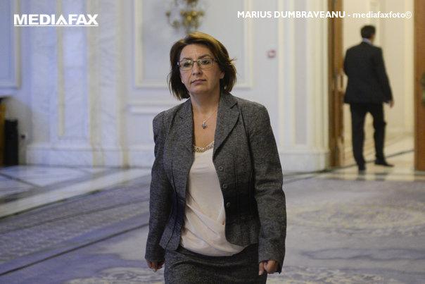 """Imaginea articolului Sulfina Barbu, vicepreşedintele PNL: """"PSD amăgeşte salariaţii din sectorul public cu salarii pe care nu le pot asigura"""""""