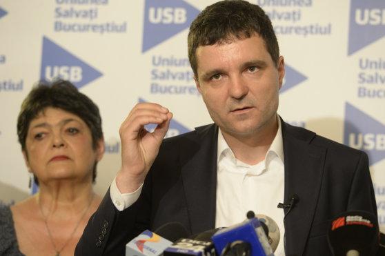 Imaginea articolului Nicuşor Dan, acuzat că împarte USR în două: Ar fi o fractură internă peste care nu vom putea trece