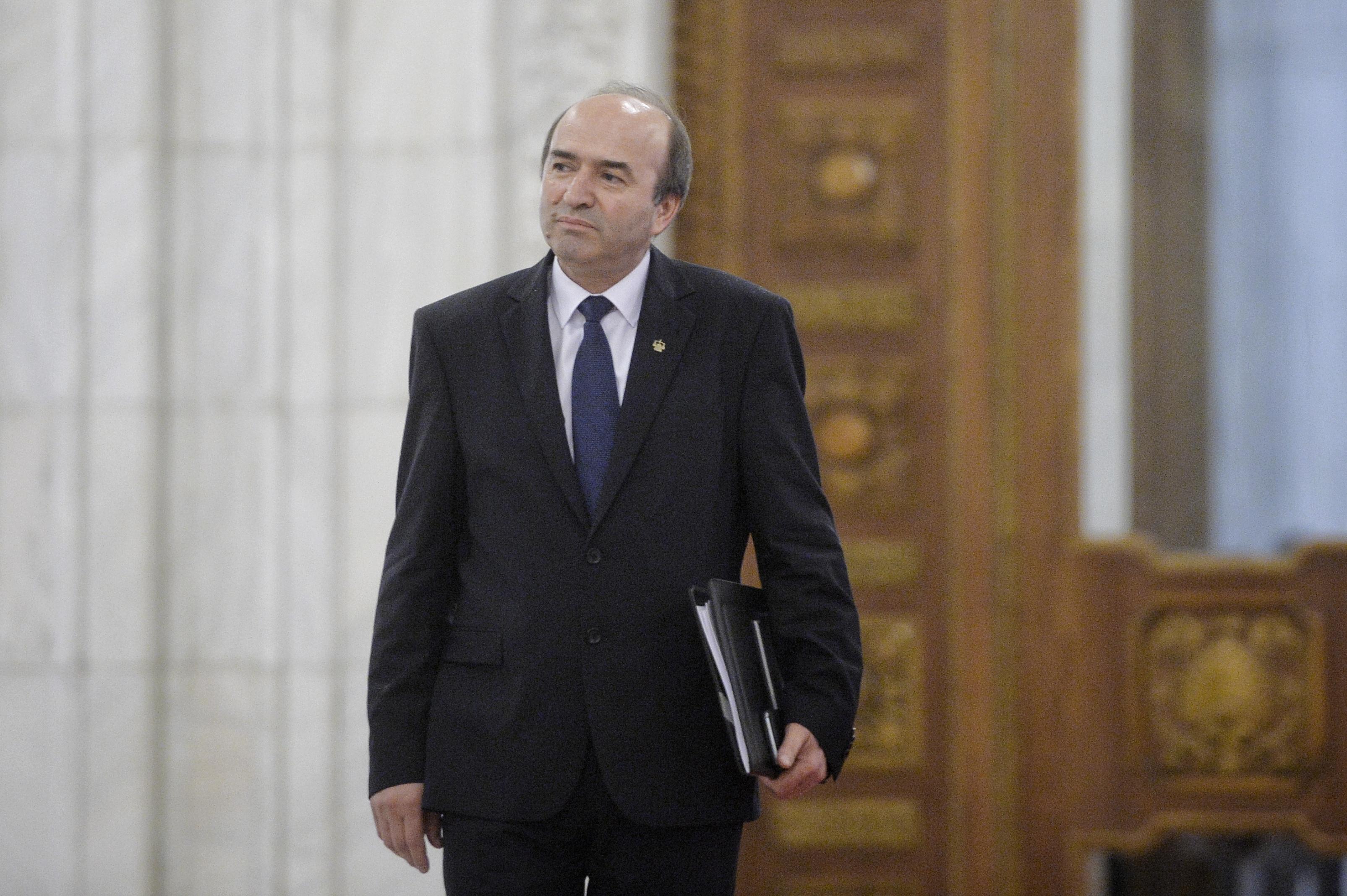 Ministrul Justiţiei, Tudorel Toader, despre demisia din Guvern: Obiectivele din raportul de evaluare sunt pe patru ani, nu pe patru luni. Eu sunt ministru independent
