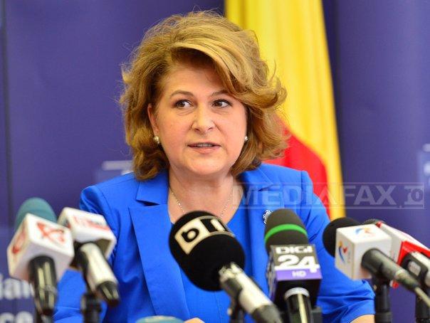 Rovana Plumb şi-a delegat atribuţiile de ministrul unui secretar de stat din ministerul condus de Sevil Shhaideh