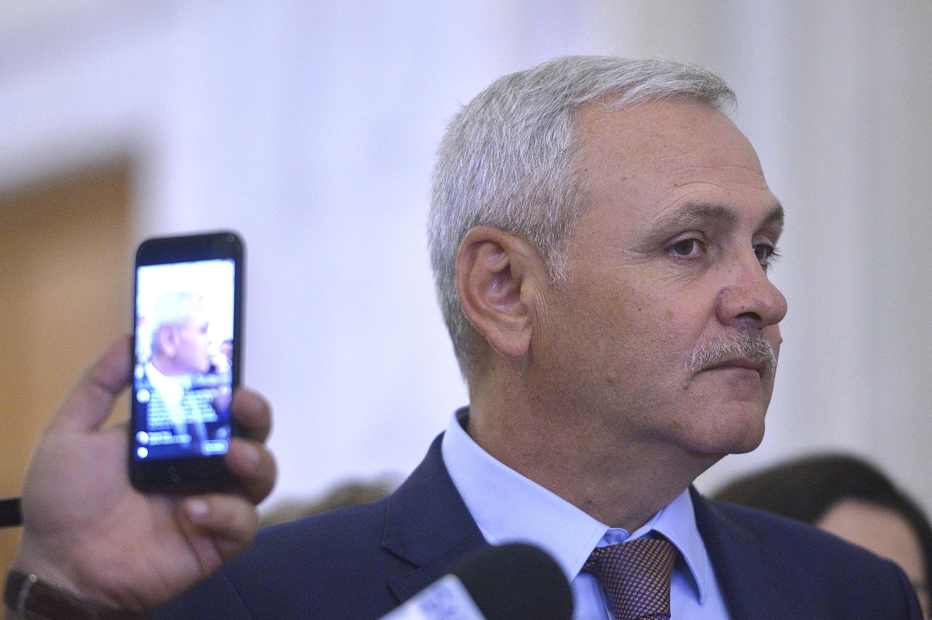 Liviu Dragnea mesaj către Opoziţie. Parlamentar USR: Aş fi vrut să fie trimis cu altă ocazie