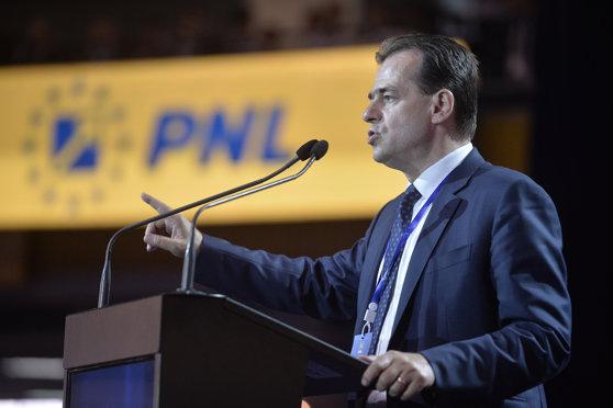 Imaginea articolului PNL, discuţii exploratorii pentru formarea majorităţii. Orban: Discutăm cu ALDE şi orice partener în afară de PSD/ USR ar sprijini un Guvern de coaliţie, fără PSD, în care să deţină portofoliul Justiţiei