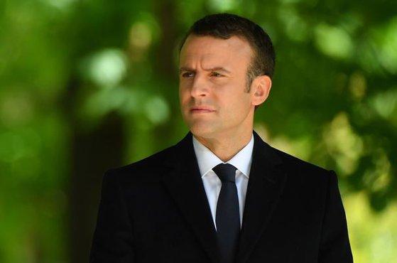 Imaginea articolului Emmanuel Macron a acceptat invitaţia lui Klaus Iohannis de a veni în România