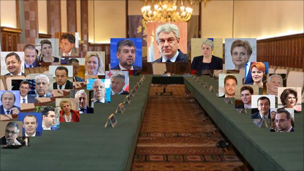 Pelerinaj de miniștri la Târgoviște, în acest weekend
