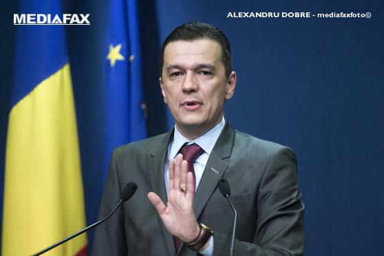 """Imaginea articolului Premierul Grindeanu, mesaj pentru cei care au protestat împotriva OUG 13: Bine au făcut! / Grindeanu l-a sunat pe Iohannis pentru """"o discuţie de final de mandat"""""""