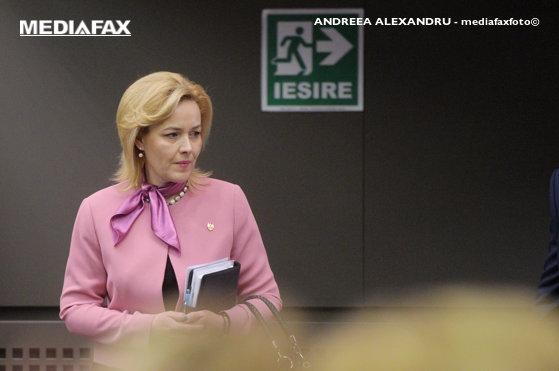 Imaginea articolului Carmen Dan, aviz pozitiv în comisie ca ministru al MAI / Dan: Ghiţă n-a fugit în mandatul meu