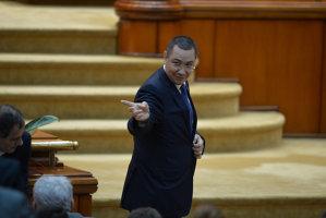 Victor Ponta vrea să înfiinţeze un nou partid politic