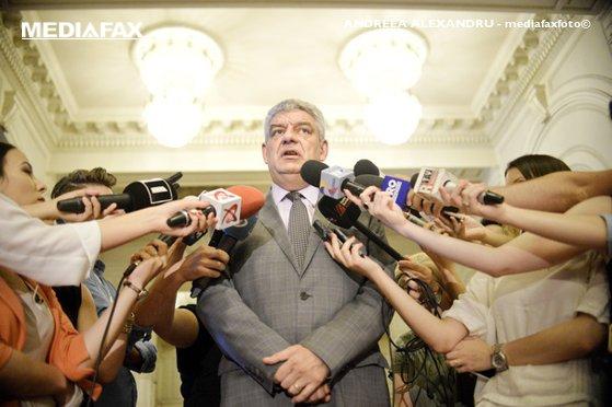 """Imaginea articolului Premierul Tudose: Taxa de solidaritate o putem trece la """"discutate şi uitate"""""""