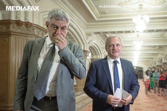Imaginea articolului Premierul Mihai Tudose, întrevedere cu Liviu Dragnea la sediul Guvernului/ Dragnea: Guvernul a depăşit stadiul implementării programului de guvernare