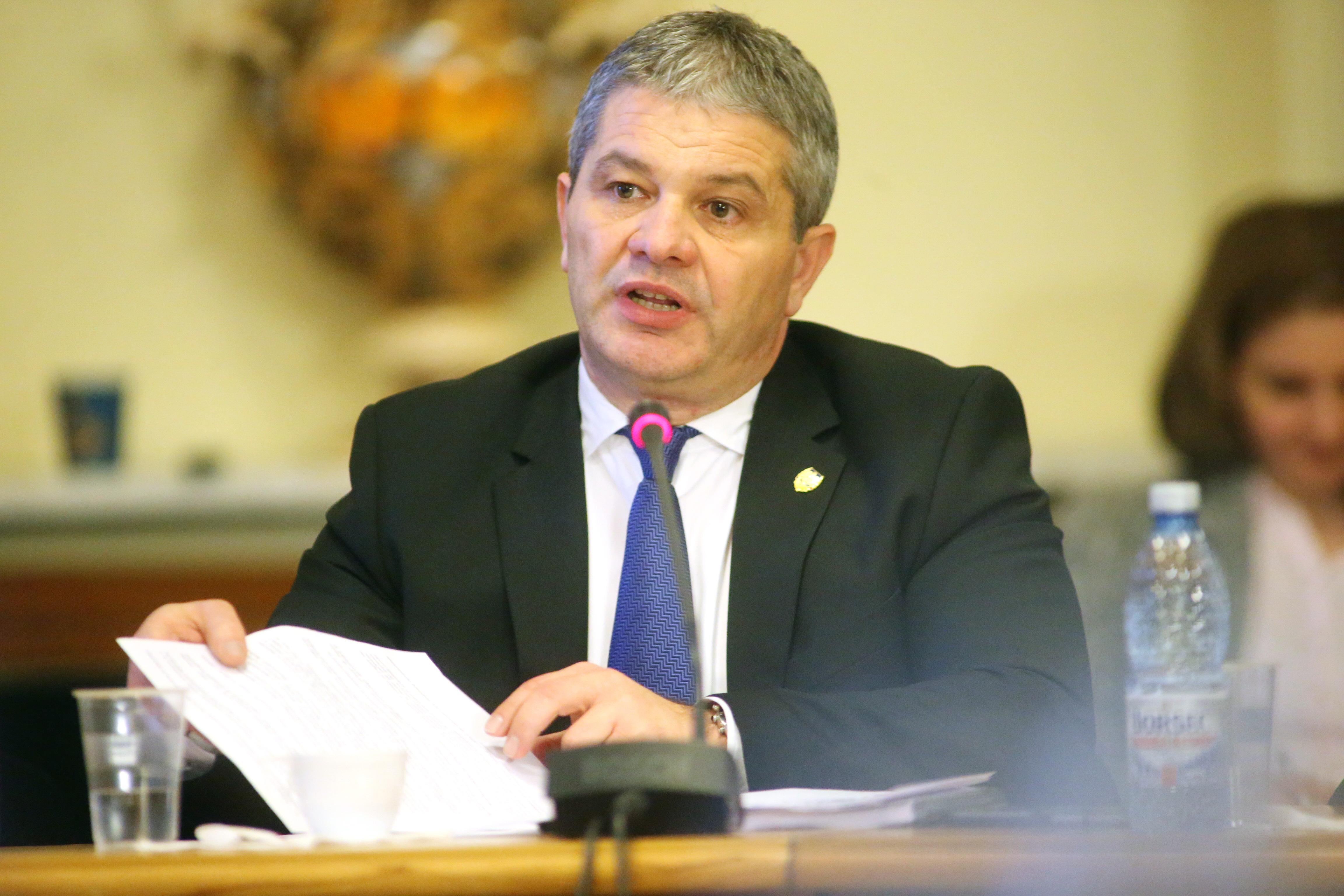VIDEO   Ministrul Florian Bodog, prima reacţie după dosarul CNAS: Toleranţă zero la corupţie
