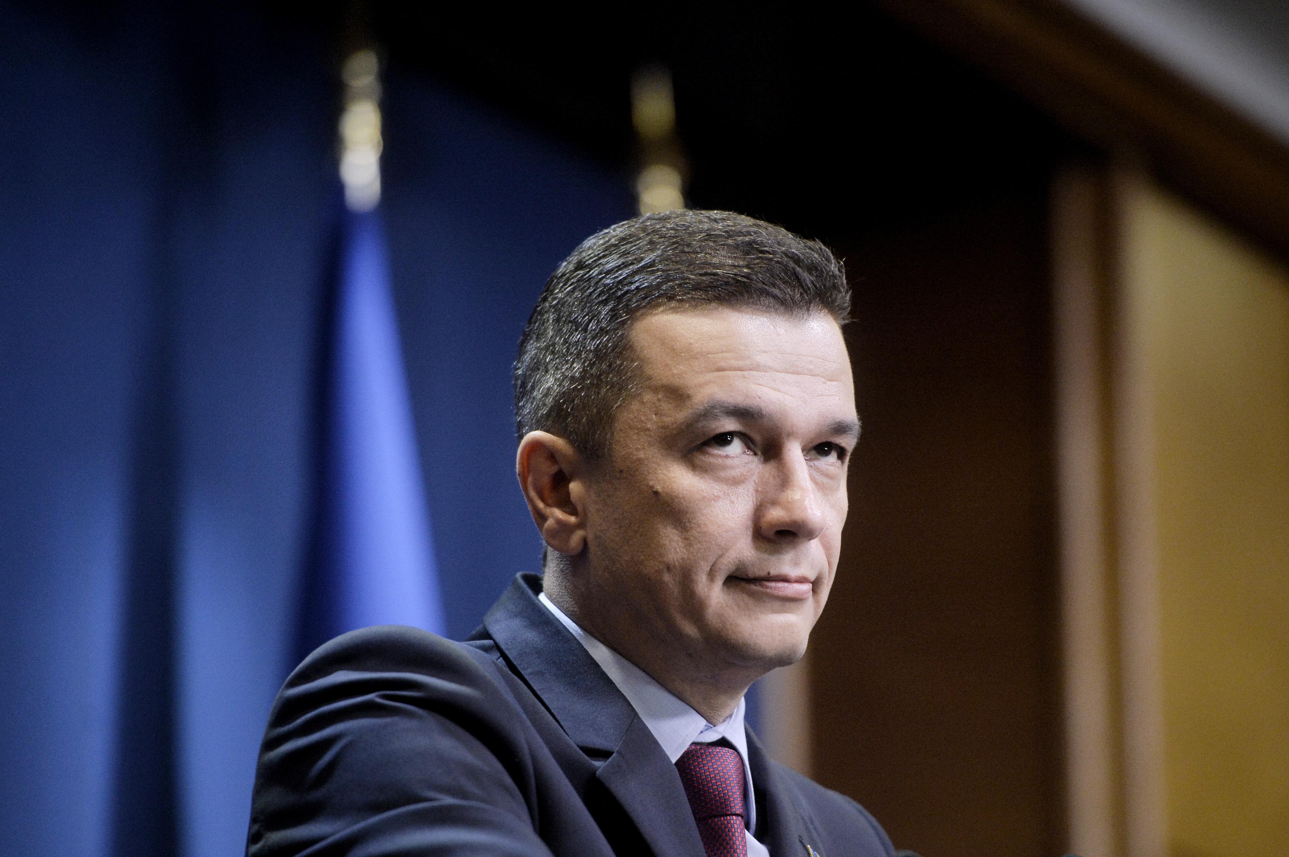 Mihai Tudose, despre discuţia cu Sorin Grindeanu de la Palatul Victoria: L-am rugat să-mi dea lămuriri despre întâlniri avute pe politică externă