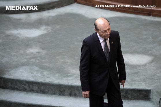 Imaginea articolului Băsescu: Anularea vizitei lui Iohannis în Ucraina, eroare politică. Era timp pentru negocieri