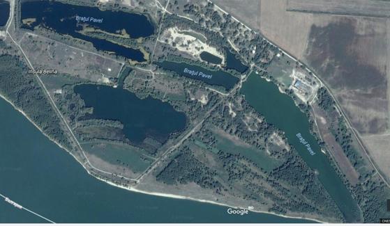 Imaginea articolului Geografia, rescrisă de PSD. Cum au dispărut Insula Belina şi Braţul Pavel de pe harta Românei şi, în consecinţă, faptele pentru care sunt acuzate Rovana Plumb şi Sevil Shhaideh