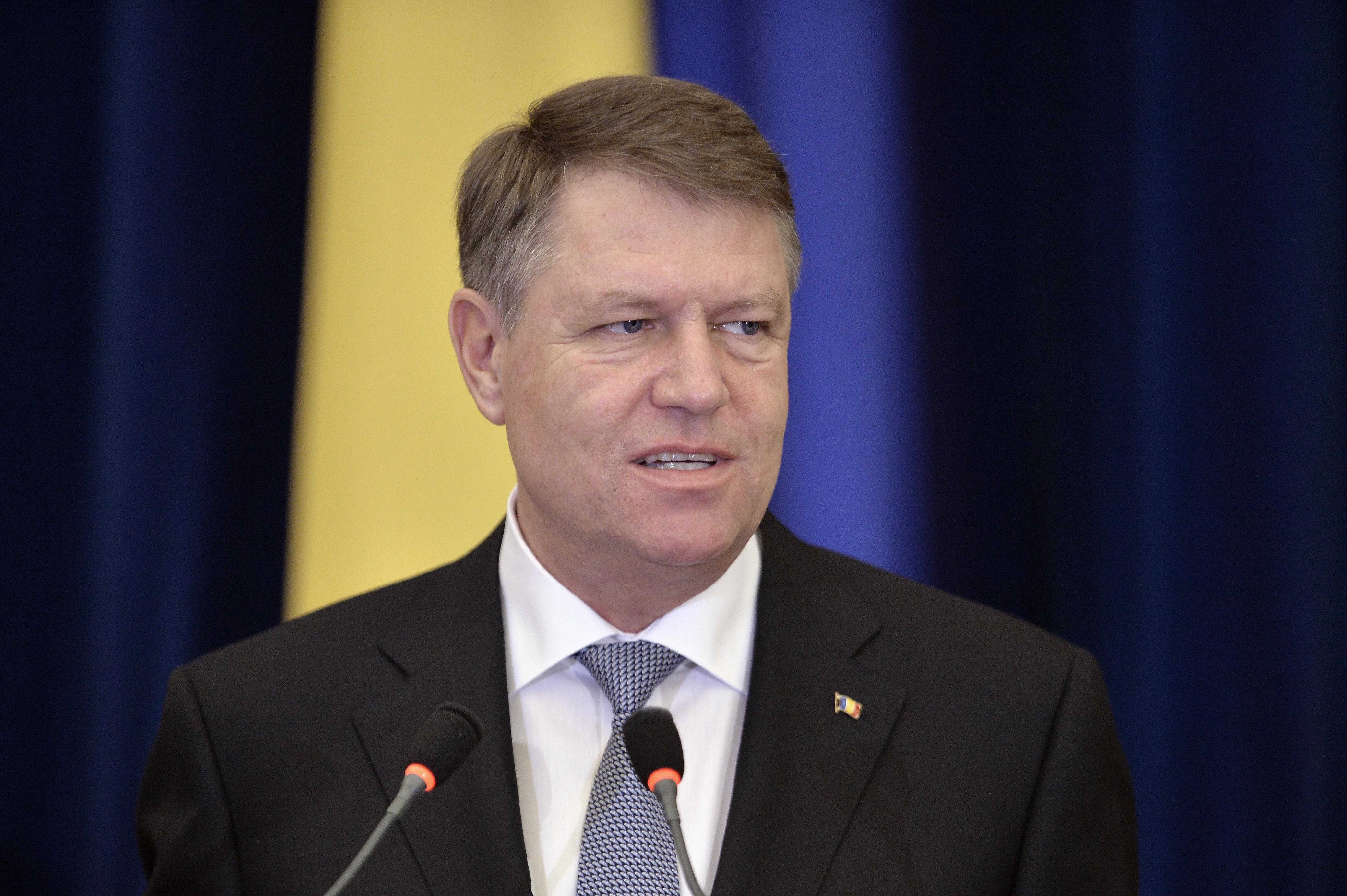Iohannis: Summitul Consiliului European de la Sibiu va avea loc pe 9 mai 2019, de Ziua Europei