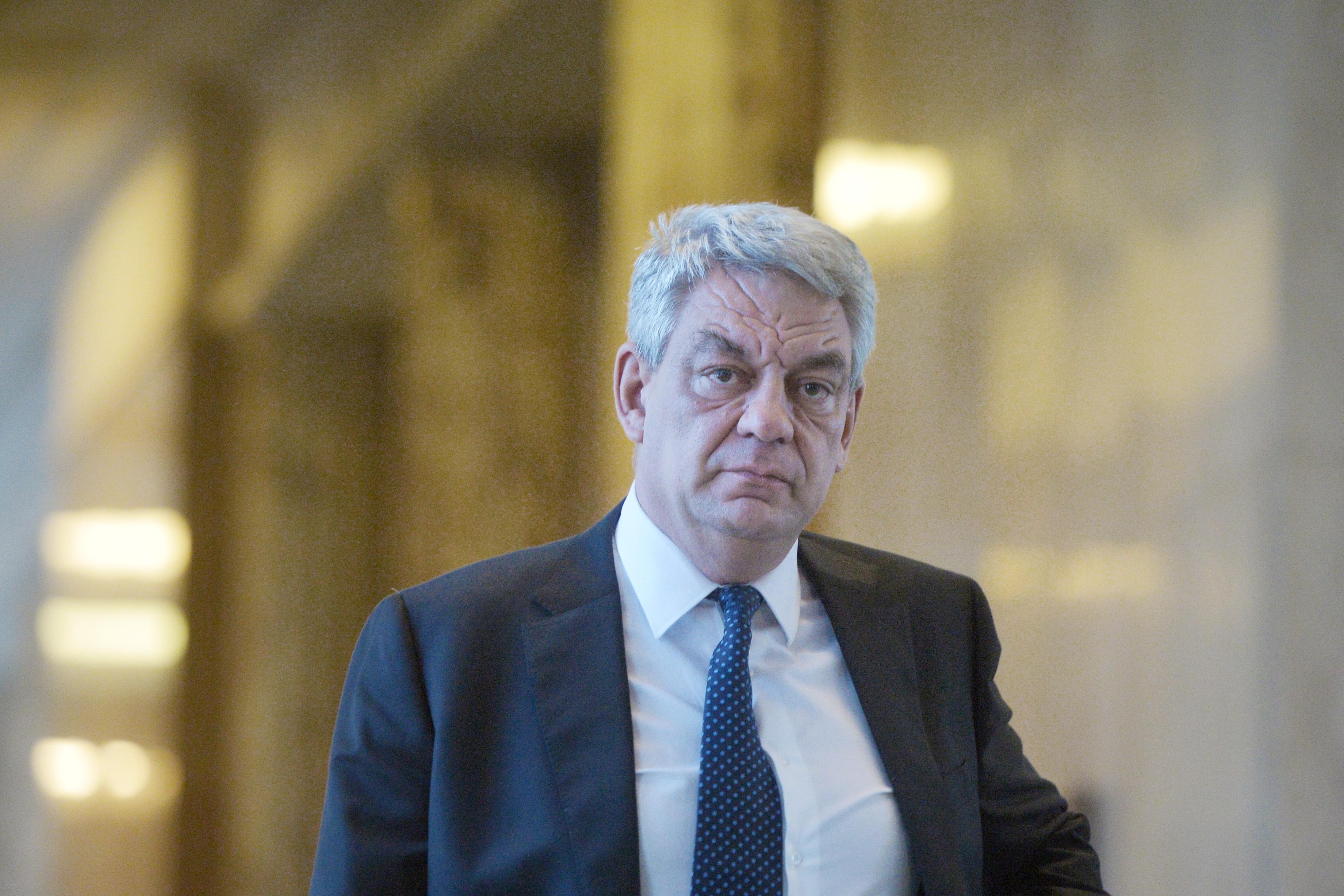 Tudose, discuţie cu reprezentanţii BEI despre asistenţa tehnică pentru stimularea investiţiilor