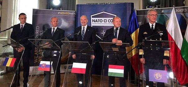 Imaginea articolului Fifor: România este naţiune-sponsor al Centrului de Excelenţă NATO pentru Contrainformaţii Militare