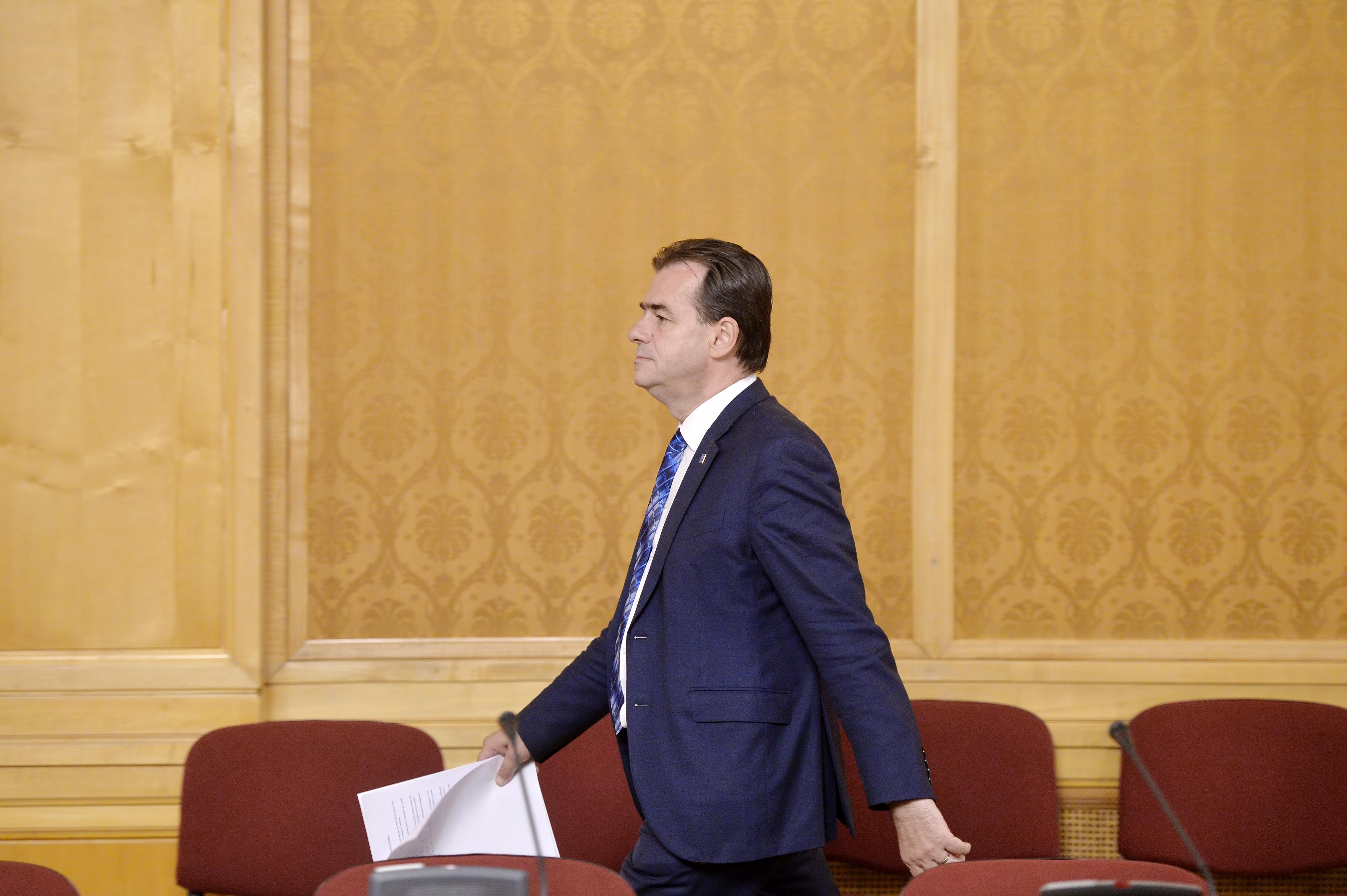 Orban, la Congresul pentru alegerea conducerii TNL: Votaţi liber! Am dreptul să am o preferinţă; nu am voie, în schimb, să o fac publică