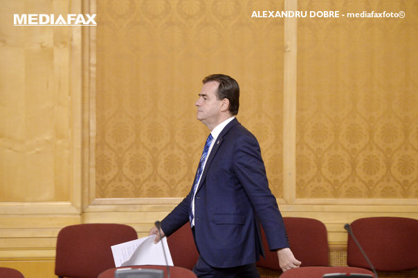 Imaginea articolului Orban, la Congresul pentru alegerea conducerii TNL: Votaţi liber! Am dreptul să am o preferinţă; nu am voie, în schimb, să o fac publică