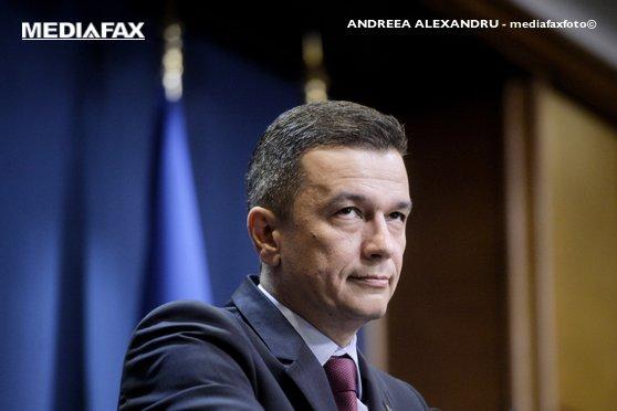 Imaginea articolului SURSE: Premierul Mihai Tudose i-a propus fostului prim-ministru PSD Sorin Grindeanu să preia şefia ANCOM