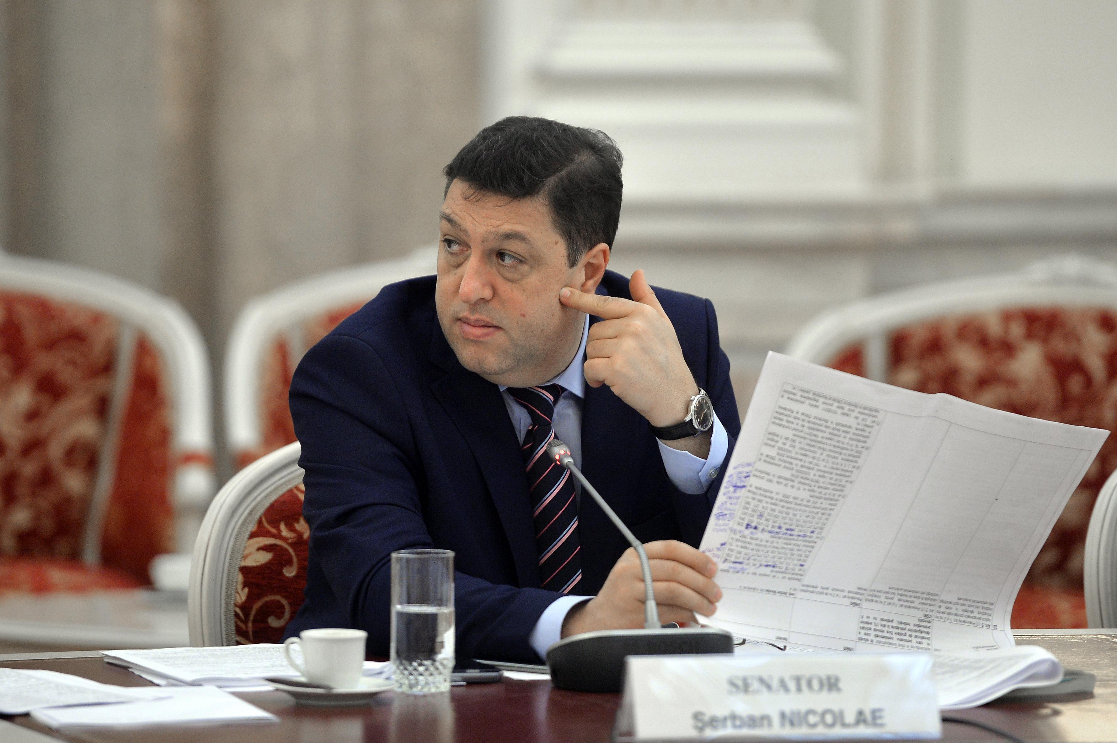 Senatorul PSD Şerban Nicolae propune prelungirea perioadei de pregătire de magistraţilor de la 2 la 4 ani