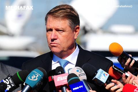 Ce spune preşedintele României despre o posibilă suspendare a sa