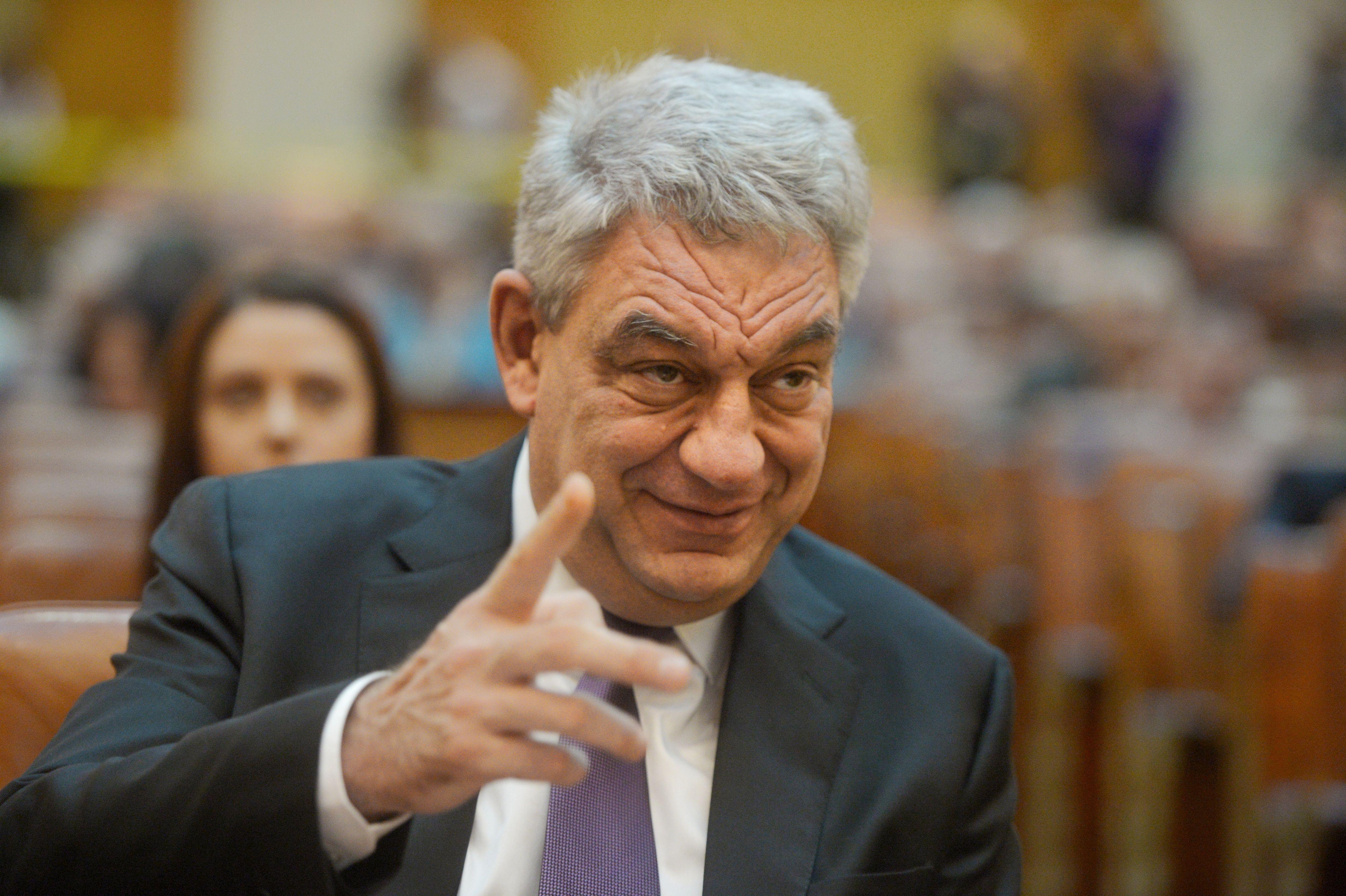 Mihai Tudose şi-a numit finul în funcţia de prefect al judeţului Brăila
