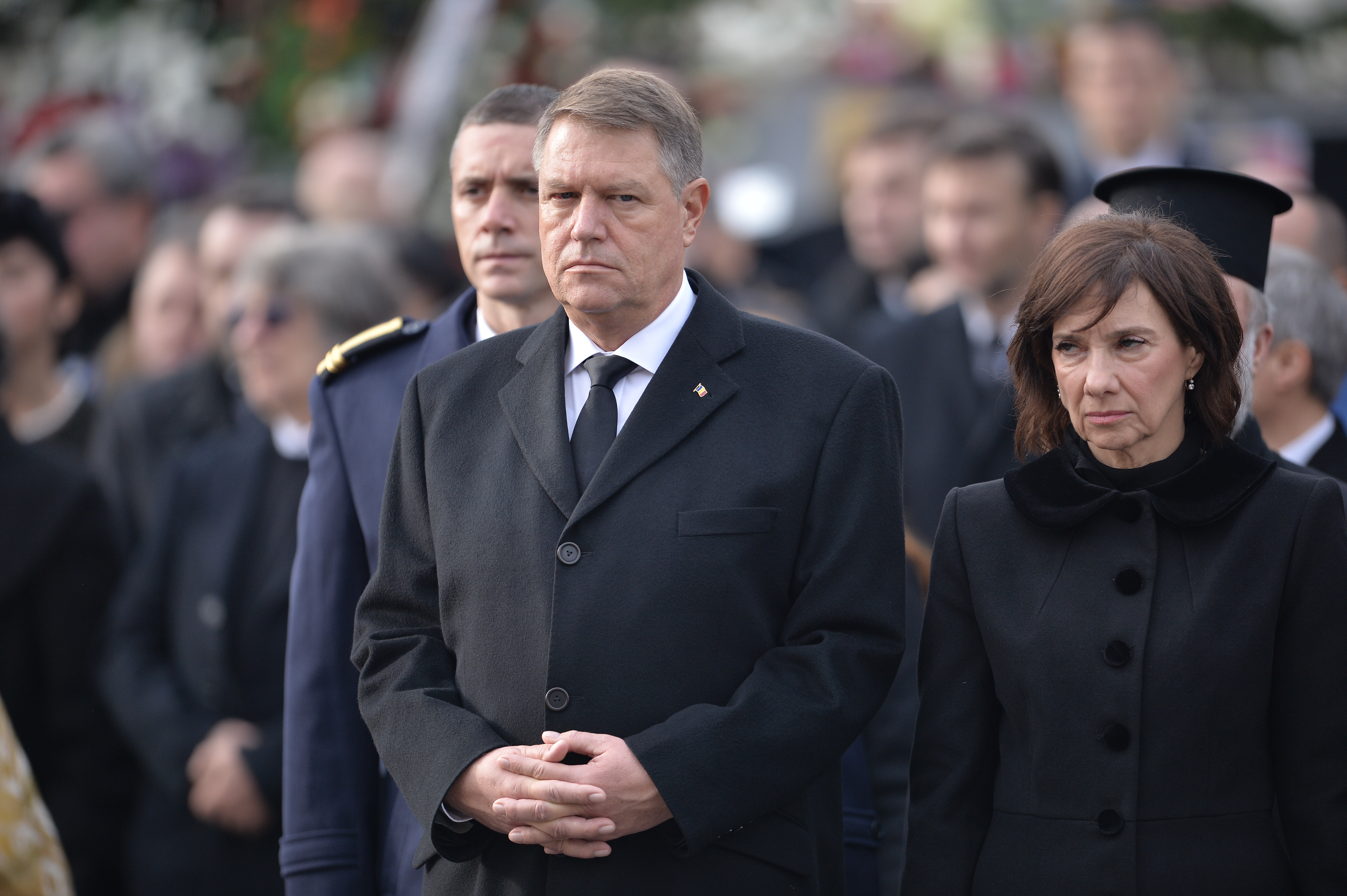 Iohannis îi primeşte la Palatul Cotroceni pe Regele Juan Carlos I şi Regina Sofia ai Spaniei