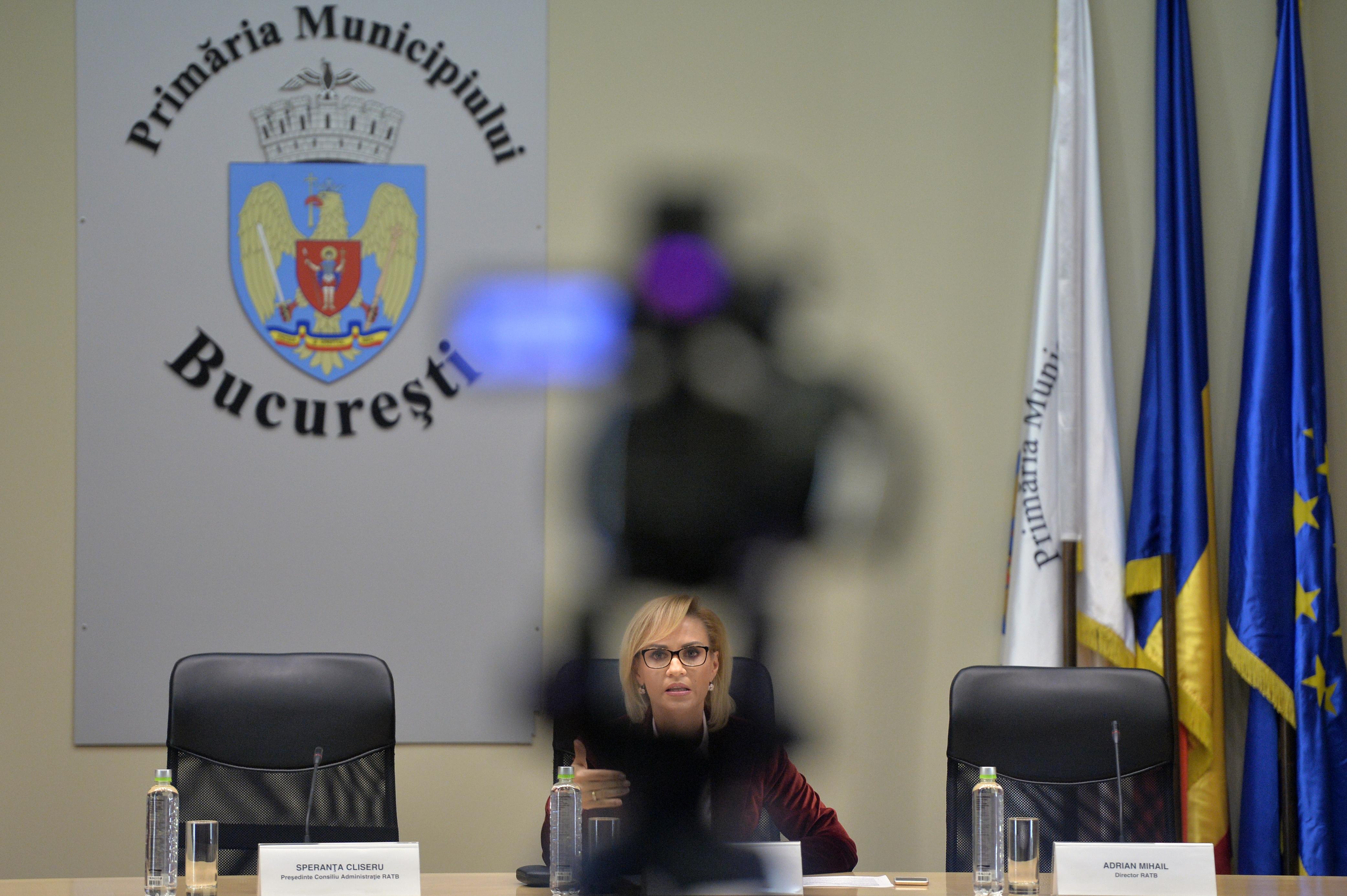 USR sesizează Curtea de Conturi cu privire la cheltuielile făcute de companile Primăriei Bucureşti: Cu aceşti bani s-ar fi cumpărat nu 400 ci 600 de autobuze