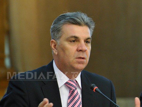 Zgonea, judecat pentru trafic de influenţă,după ce a intervenit pentru numirea unui secretar de stat