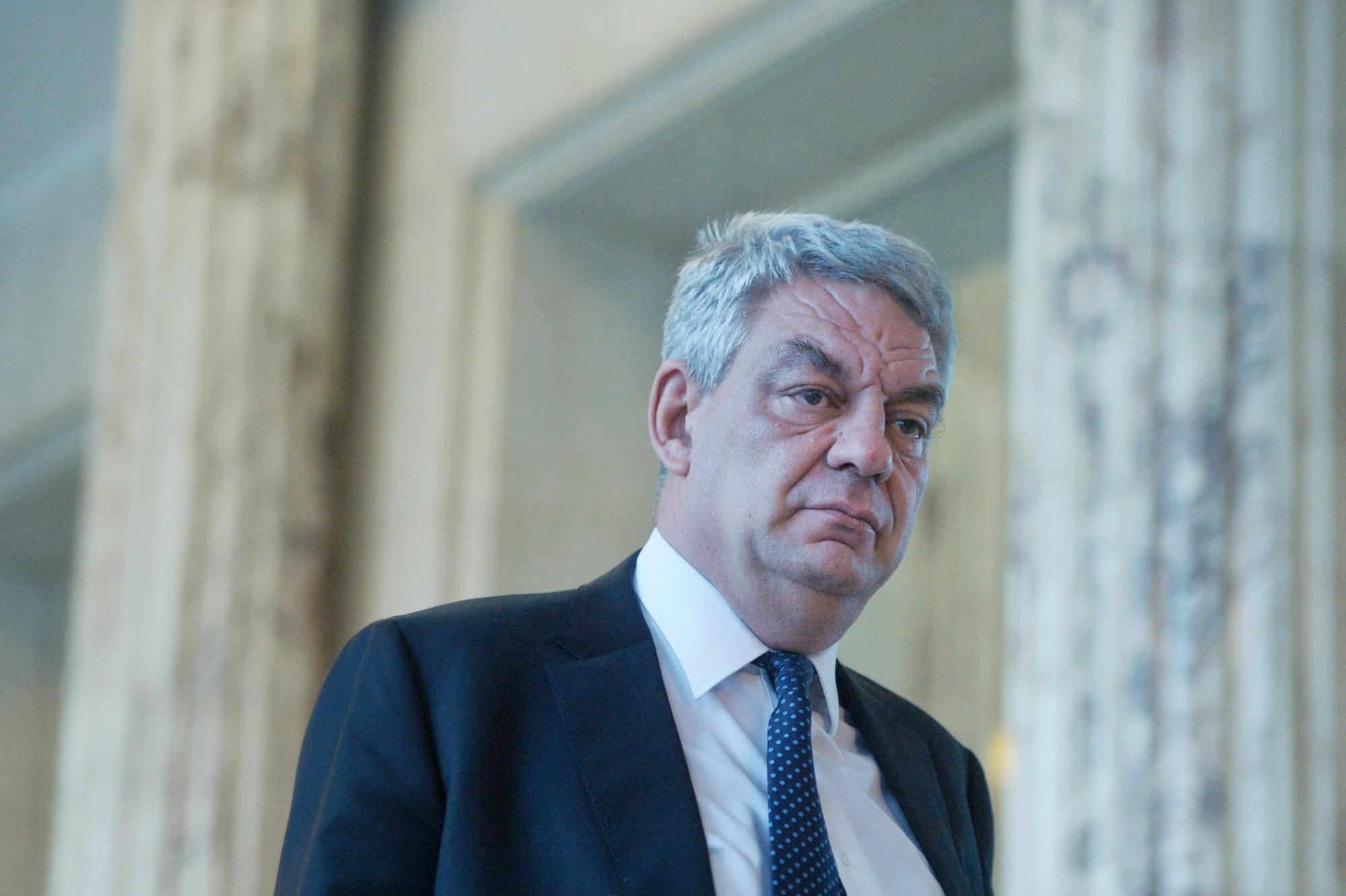 Tudose: I-am spus ministrului de Interne că accept demisia dacă şi-o dă. Dacă e lăsată, şi-o va da