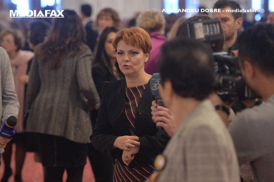 Imaginea articolului Olguţa Vasilescu, mulţumită de faptul că Dăncilă a spus că nu ştie unde sunt sediile SRI K2 şi T14/ Şerban Nicolae a întrebat-o dacă e de acord să continue legile Justiţiei în Parlament