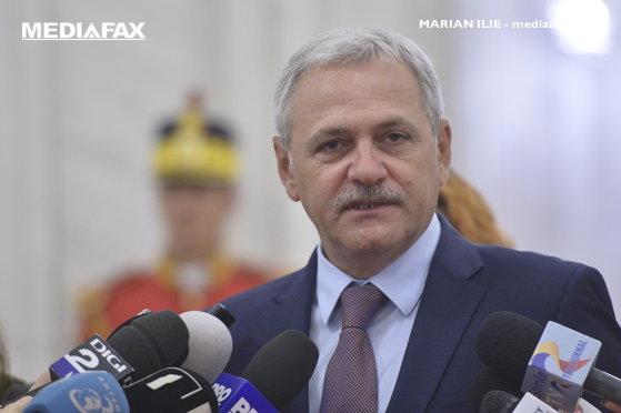Imaginea articolului Dragnea, despre autoritatea noului premier şi alegerea viitorilor miniştri: Componenţa se discută în partid