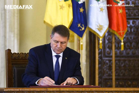 """Imaginea articolului Decretul privind desemnarea lui Dăncilă, scris greşit. Iohannis a uitat de """"Vasilica"""" - FOTO"""