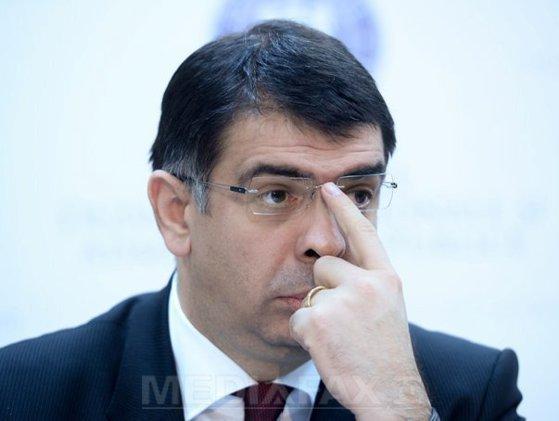 Imaginea articolului Cazanciuc, fostul ministru al Justiţiei, despre reţinerea lui Arsene: Să fie sancţionat proporţional cu fapta, nu cu altceva