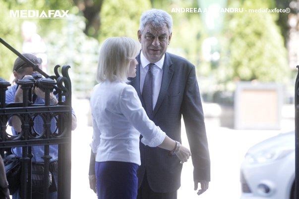 Imaginea articolului Gabriela Firea: Mihai Tudose va prelua o altă însărcinare politică, probabil în Parlament