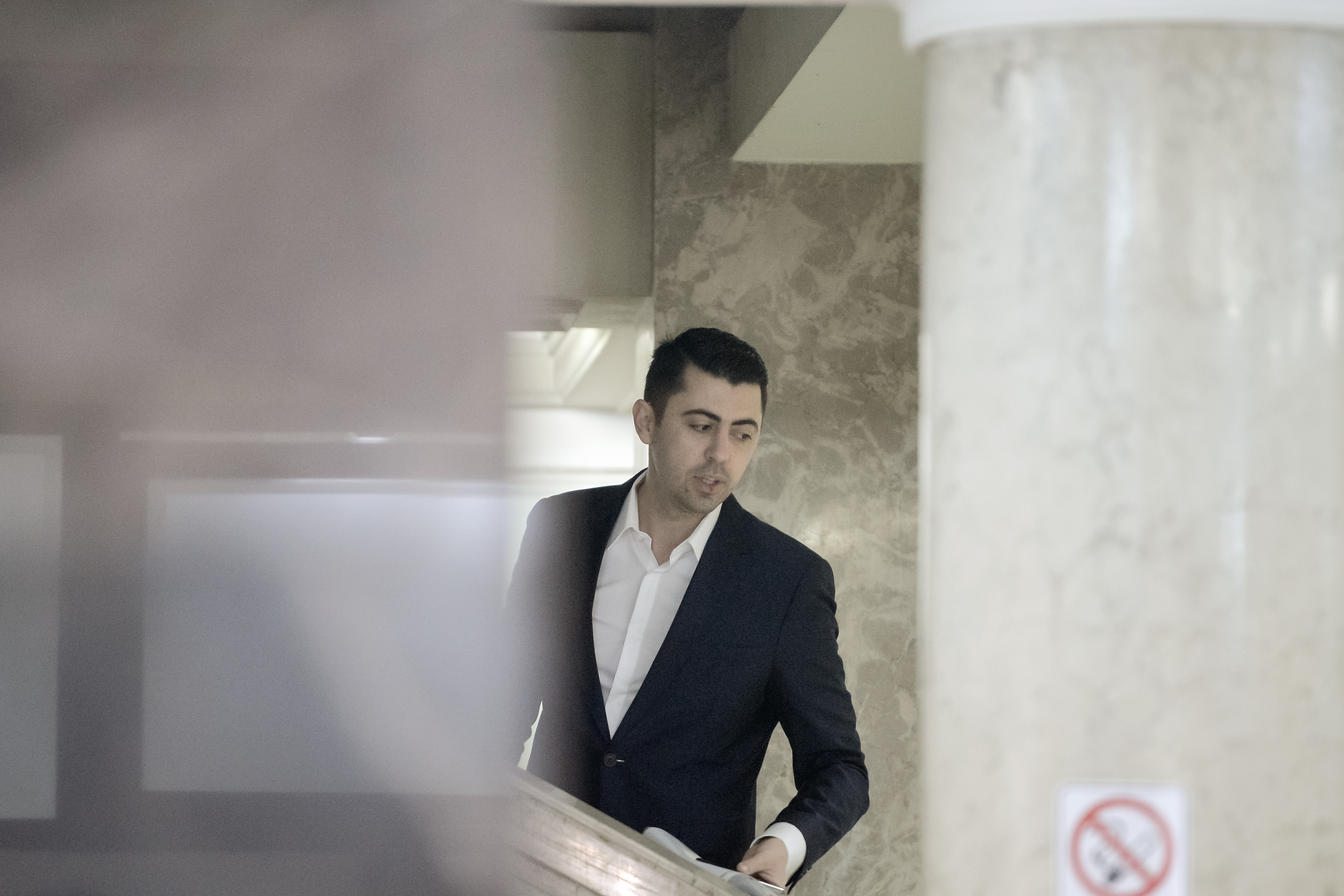 Fostul deputat Vlad Cosma, o nouă înregistrare. El susţine că procurorii Negulescu şi Savu au scris singuri un denunţ