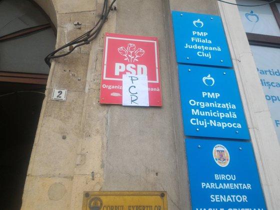 Imaginea articolului PSD Cluj şi-a schimbat domeniul de internet, iar vechiul site a fost suspendat pentru neplată