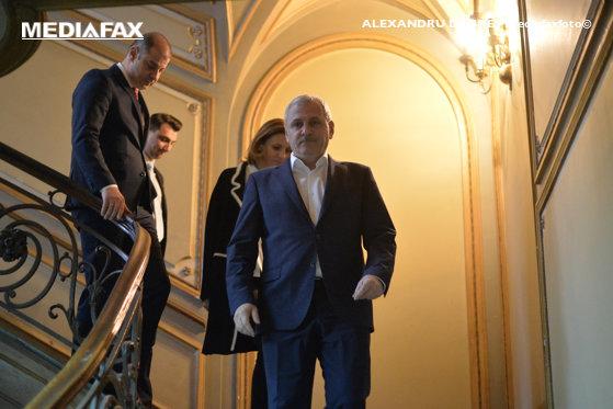 Imaginea articolului Liviu Dragnea,  Lia Olguţa Vasilescu şi Paul Stănescu primesc susţinerea PSD Dolj pentru şefia partidului