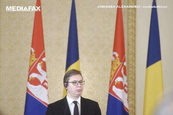 Imaginea articolului Preşedintele Serbiei, despre Sebastian Ghiţă: Procedura, în curs. Aşa funcţionează o justiţie independentă