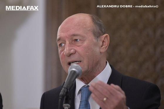 Imaginea articolului Traian Băsescu reacţionează după afirmaţiile lui Sebastian Ghiţă privind dosarul lui Dan Voiculescu