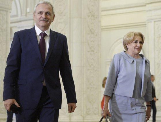 Imaginea articolului Dragnea neagă existenţa unor tensiuni între el şi premier: Zvonul mincinos privind demisia Vioricăi Dăncilă, doar pentru a se lăsa impresia de instabilitate