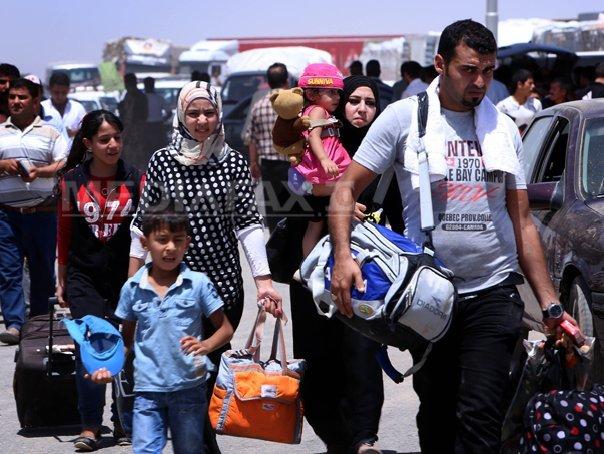 Imaginea articolului Situaţia refugiaţilor în 2017. Clasamentul ţărilor UE care au primit migranţi anul trecut. Pe ce loc se află România, după ce a acordat azil pentru 655 sirieni RAPORT