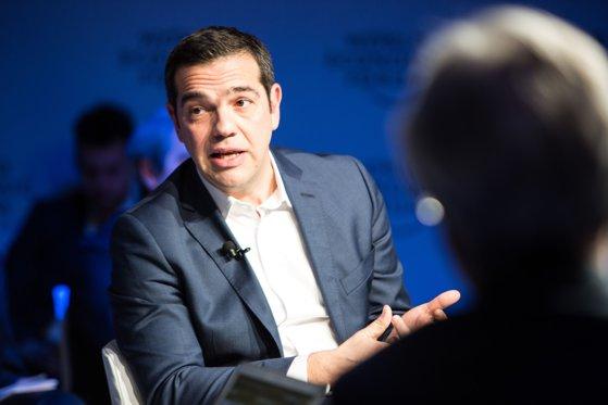 Imaginea articolului Premierul Alexis Tsipras: Statele balcanice stabilesc modul de dezvoltare a regiunii şi nu agenda unui terţ