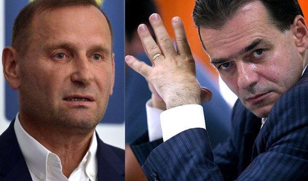 Imaginea articolului Viorel Cataramă cere demisia lui Ludovic Orban: După un şir de gafe, PNL este într-o situaţie limită
