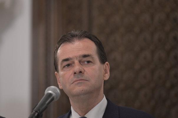 Imaginea articolului Lider PNL: Plângerea penală făcută de Ludovic Orban împotriva premierului nu trebuia făcută