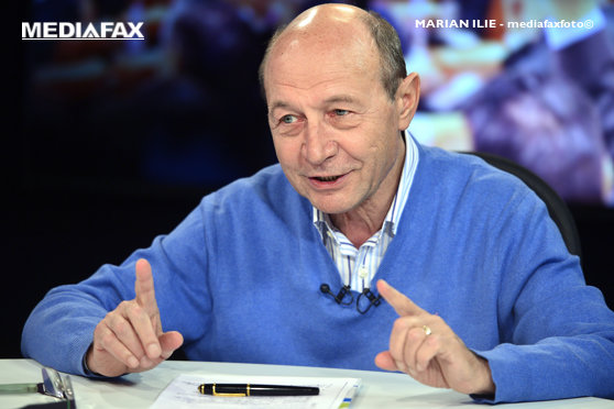 """Imaginea articolului Traian Băsescu: A existat un plan de cooperare SRI-DNA, planul avea nume de cod """"Bujorul"""""""