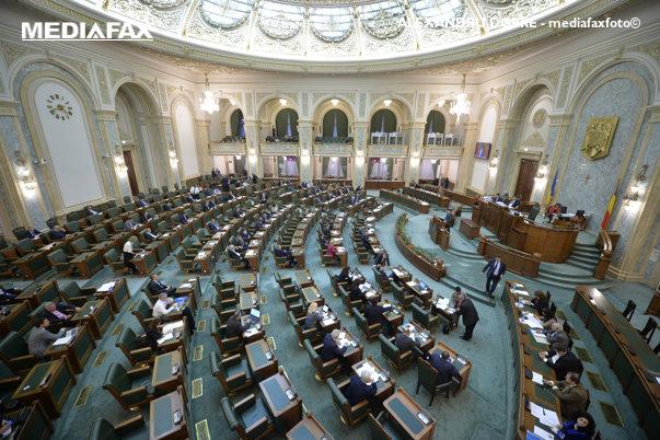 Imaginea articolului Senatul dezbate şi votează astăzi moţiunea simplă împotriva ministrului Economiei, Dănuţ Andruşcă