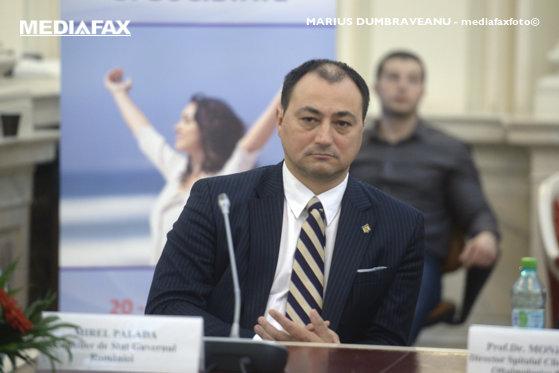Imaginea articolului Mirel Palada, fost purtător de cuvânt al Guvernului PSD, plângere la DNA pe tema finanţărilor din USR