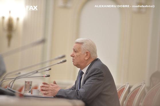 Imaginea articolului Meleşcanu: Activitatea lui Maior ca ambasador nu are legătură cu calitatea de fost director SRI