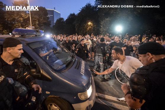 Imaginea articolului Dancă, PNL: Folosirea forţei împotriva manifestanţilor paşnici, un abuz specific regimului autoritar